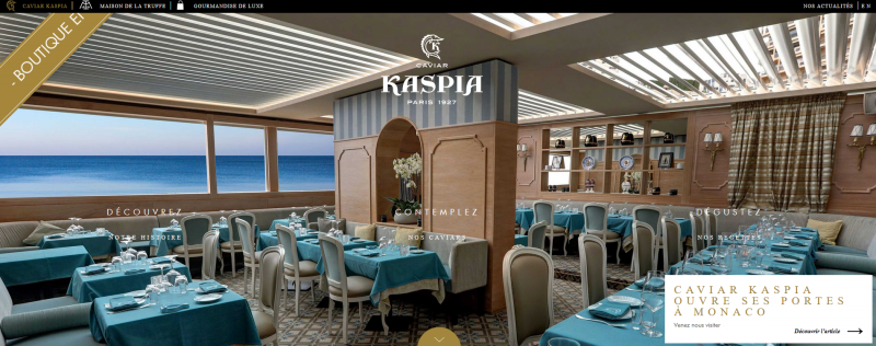 Kaspia Paris